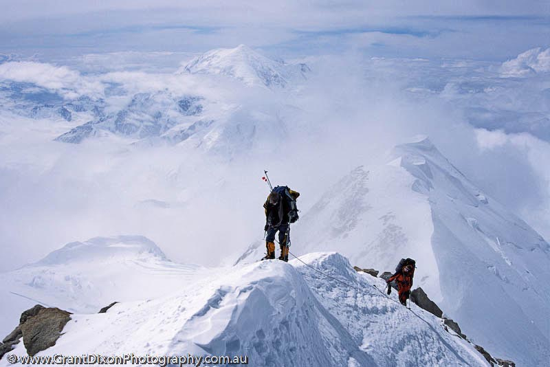 image of Denali West Buttress