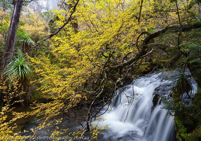 image of Autumn waterfall 1