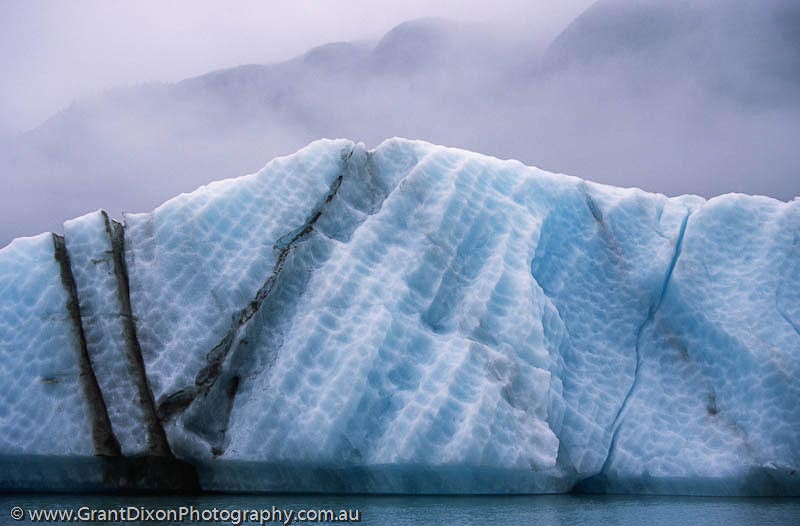 image of Glacier Bay iceberg 1