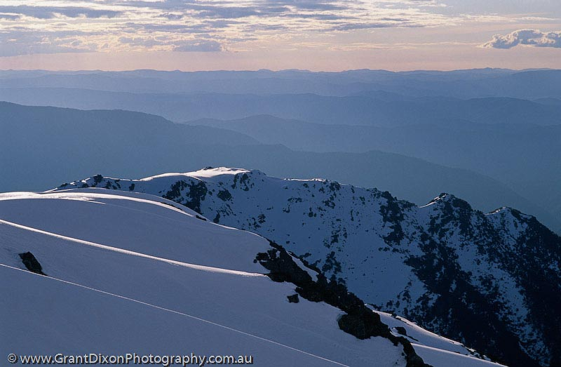 image of Kosciuszko ridge