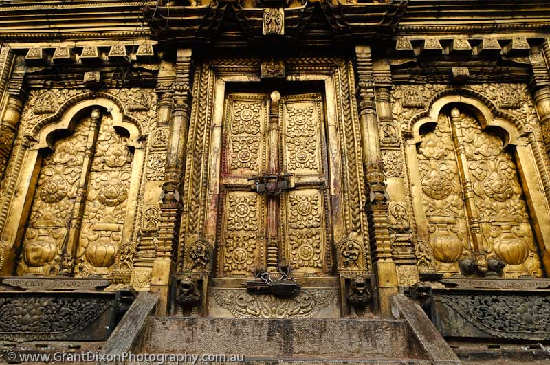 image of Changu Narayan door