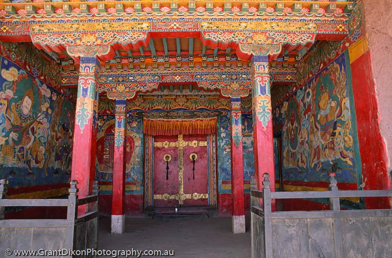 image of Monastery door 2