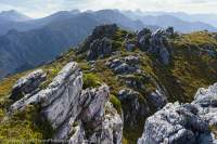 Frankland Range, Tasmanian Wilderness World Heritage Area.