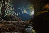 Deer Cave, Mulu National Park, World Heritage Area, Sarawak.
