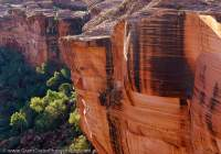 Kings Canyon, Watarrka National Park (Kings Canyon), Northern Territory, Australia